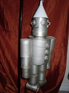hand made TIN MAN Hanging