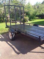 5x10 heavy duty trailer