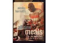 Ainsley Harriott's all new meals in minutes includes over 20 low fat recipes