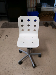 Student chair for desk