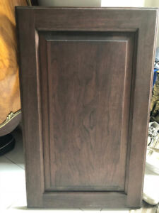 New, never used 10 Cherry Wood Cabinet Doors