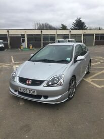 Honda Civic type R 2005 EP3 facelift version 12 months MOT
