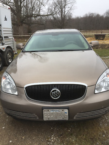 2006 Buick Lucerne Loaded Sedan