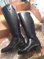 Brand new ariat show/riding boots