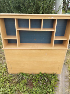 Free headboard for single bed