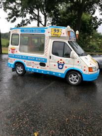 Ice cream van 1996
