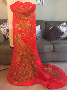 Chinese traditional dress size Small