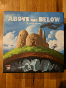 🎲 Above and Below Board Game