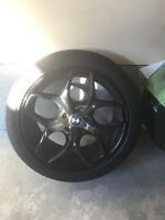 BMW X5 X6 WHEEL SET [Rims and Tires] 20""