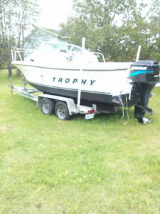 Trophy Boat for sale