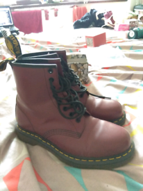 4fa7451c257d5 Dr martens | Women's Boots for Sale - Gumtree