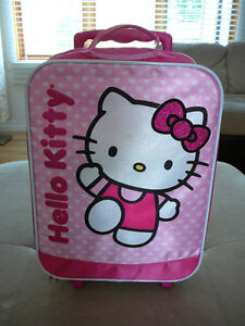"""Valise """"Kitty"""" West Island Greater Montréal image 1"""
