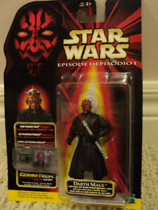 Star Wars Darth Maul Jedi Duel figure *NEW IN BOX*