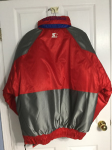 Men's NHL official licensed coat, Montreal Canadiens. New