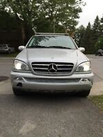 2004 Mercedes-Benz ML 500, 5.0L SUV, 5000$ or Best Offer