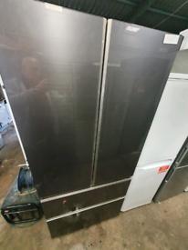 Haier american fridge freezer ex display