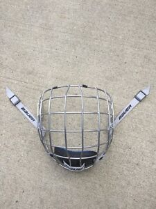 Bauer youth hockey cage