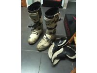 Motor cross boots, size 12