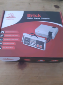 Nintendo brick new games console built in games