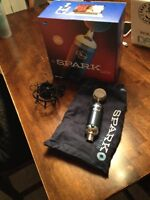 Blue microphone condenser mic