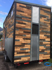 Tiny house in Fernie, BC