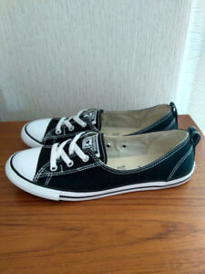 Converse All Star Ballet lace Canvas sneakers
