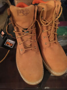 Timberland Pro Series Work Boots size 10.5W