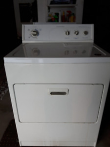 Kitchen Aid Washer and Dryer