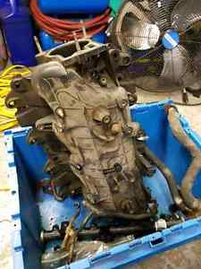 5.3 intake manifold with injectors.  Cambridge Kitchener Area image 1