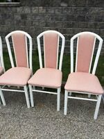 Chairs (set of 6)