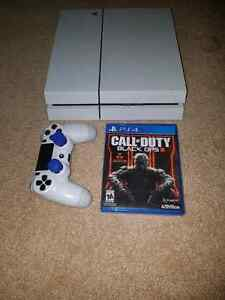 Ps4 with extras