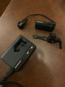 Shimano Di2 Battery (External) and charger