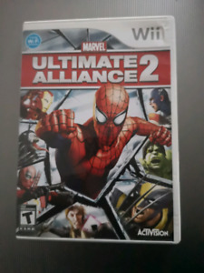 Ultimate Alliance 2 (Wii)