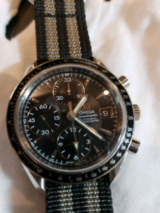 Omega Speedmaster Chronograph Black 3513.50
