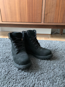 Timberland boots - black - snow and waterproof - never used