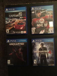 Reduced PS4 Games for sale IN YORKTON