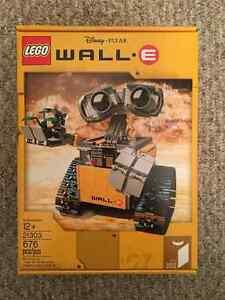 LEGO Set 21303 Idea Wall-e BNIB