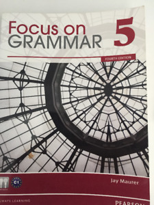 Focus On Grammar 5 4th edition with CD