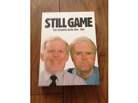 DVD Box set-Still Game (Open to Offers)