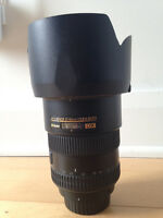 Used Nikon AF-S DX 17-55mm f/2.8G IF-ED Watch|Share |Print|Repor