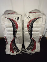 Goalie Pads Warrior Swagger 25+1