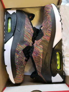 Nike air max 90 ultra 2.0 flyknit multicolor size 13 obo