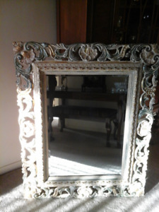 Mirror, Solid Oak