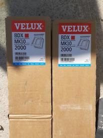 Velux flashing kit