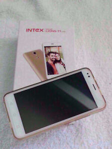 "UNLOCKED 5.2""/16GB/1 GB >> BNIB - INTEX LionT1 Lite >> Dual Sim"