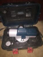 Bosch Builders level with case