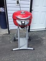 CHARBROIL ELECTRIC BBQ
