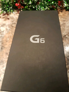 New in Box G 6 phone unlocked