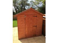 Brand New Garden Shed