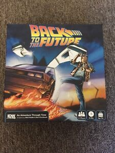 Back to the future board game limited edition